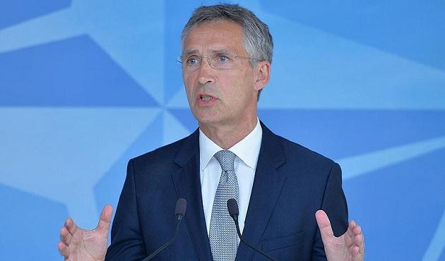 NATO Suriye'de Rus varlığından endişeli