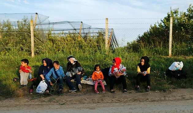 Hırvatistan ve Sırbistan arasında 'sığınmacı' krizi