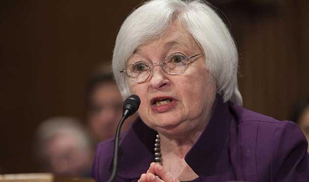 ABD Merkez Bankası faizleri sene içerisinde arttıracak
