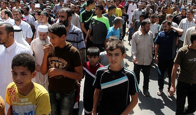 İsrail Gazze sınırında ateş açtı: 5 ölü