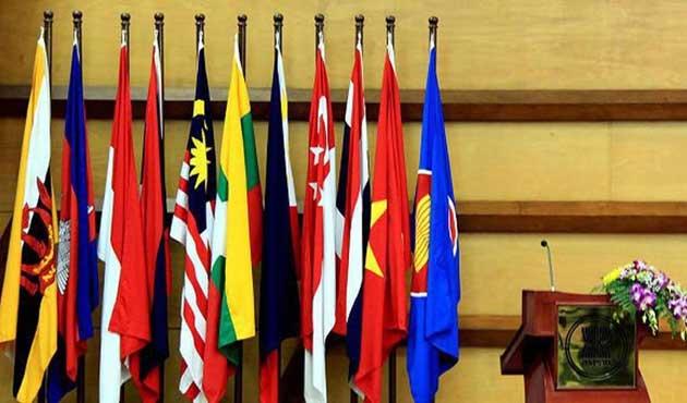 ASEAN ülkeleri Güney Çin Denizi için toplandı