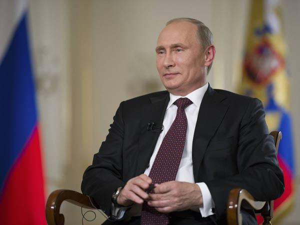 Rusların Putin'e desteği sürüyor