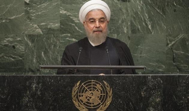 Ruhani, BM'de Suudi Arabistan'ı hedef aldı
