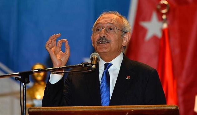 Kılıçdaroğlu, iki liderden randevu istedi