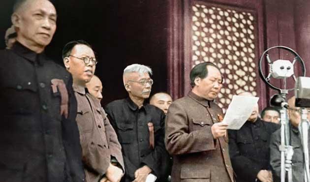 Çin Halk Cumhuriyeti 66 yıl önce bugün kurulmuştu