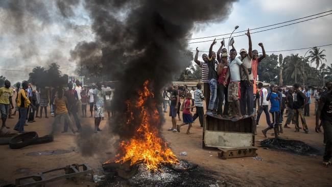 Orta Afrika'da önlenemeyen Müslüman düşmanlığı