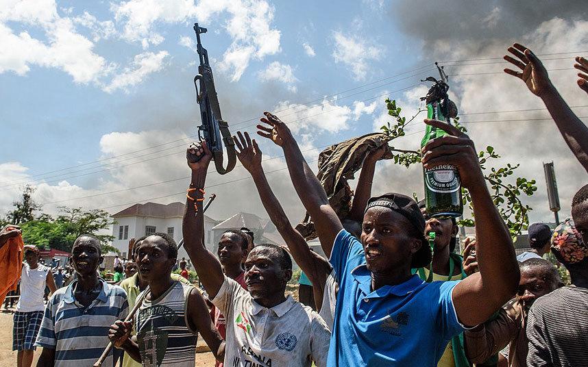 Burundi'de 6 ayda 134 kişi öldürüldü