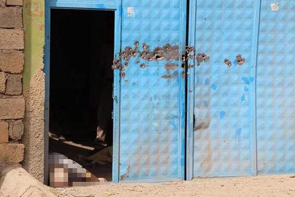 Nusaybin'de bir sivil hayatını kaybetti