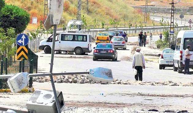 Lice'de 16 köyde sokağa çıkma yasağı