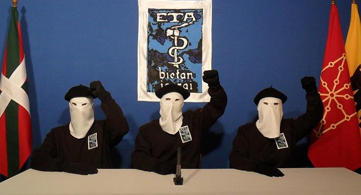 Bask Bölgesi 'silahlı ETA'yı artık istemiyor