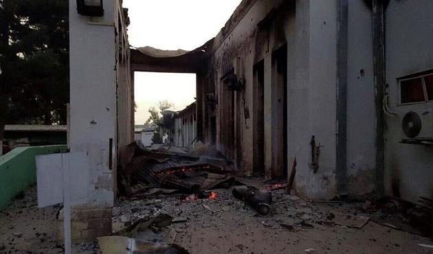 ABD'den 'Kunduz hastanesi' açıklaması: Trajik hata!