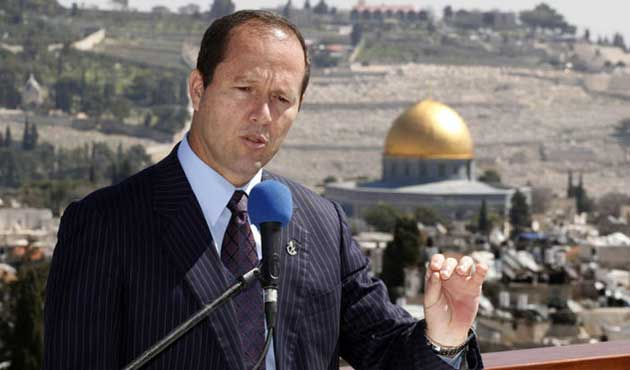 Yahudi belediye başkanından silahlanma çağrısı