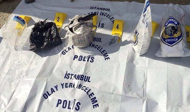 İstanbul'da 4,5 kilogram el yapımı bomba ele geçirildi