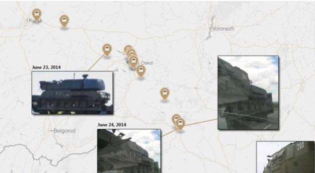 Malezya yolcu uçağı Rus füzesiyle düşürülmüş