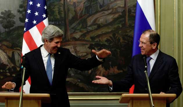 Lavrov'dan ABD'ye yeni Suriye önerisi