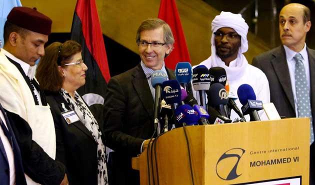 Libya'da 'Birlik Hükümeti' kuruldu