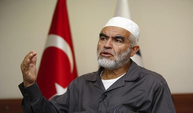 Raid Salah'a yurt dışına çıkış yasağı