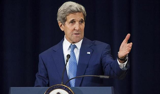 Kerry'den Esad'a ölüm ve işkence eleştirisi