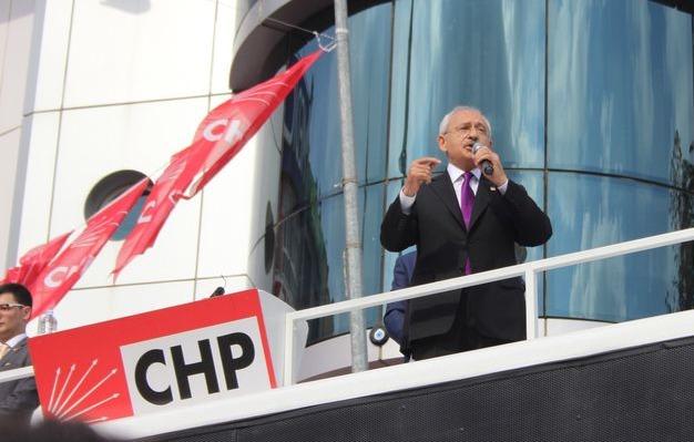 Kılıçdaroğlu: Söz, terörü ben bitireceğim