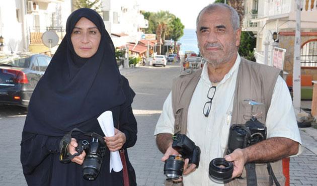CHP'lilerden başörtülü gazeteciye ikinci saldırı