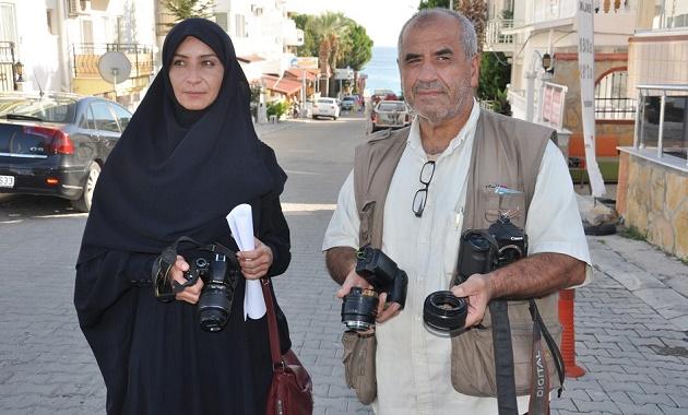 Başörtülü gazeteciye saldıran zanlı serbest