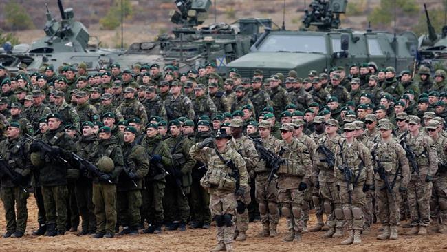 NATO'dan 36 bin askerlik tatbikat