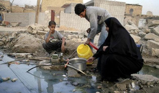 8 milyon Iraklı yardıma muhtaç halde