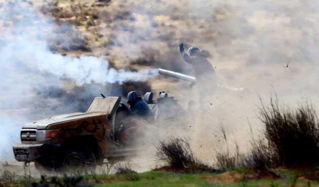 Libya Ordusunu silahlandırma çağrısı
