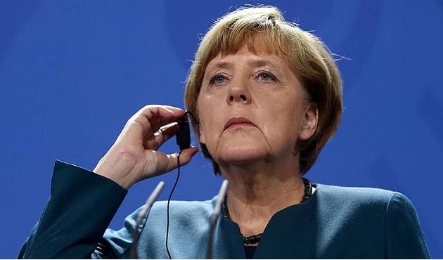 Merkel: Esad gibi biriyle siyasi çözüm olmaz