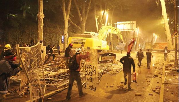 Gezi davasında 244 kişiye ceza