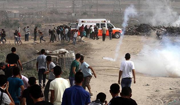 İşgal güçleri Gazze'de ateş açtı; üç yaralı