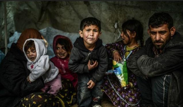 Sadece İstanbul'da tüm AB'den fazla mülteci var
