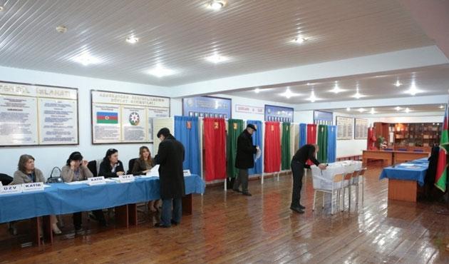 Azerbaycan'da Aliyev hanedanlığının seçim oyunu