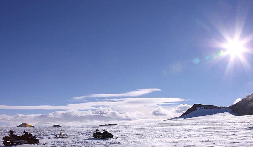 Ozon deliğindeki büyüklük rekor seviyede