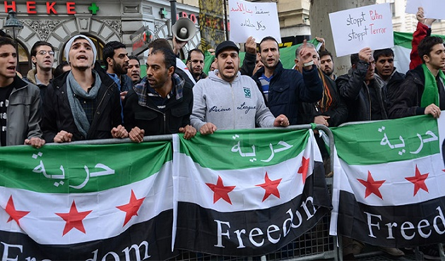 Esad Cephesi ülkelerden Viyana öncesi mesajlar