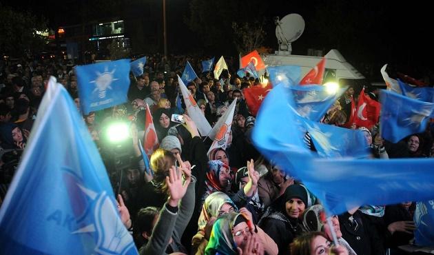 AK Parti kongre duyurusunu yaptı