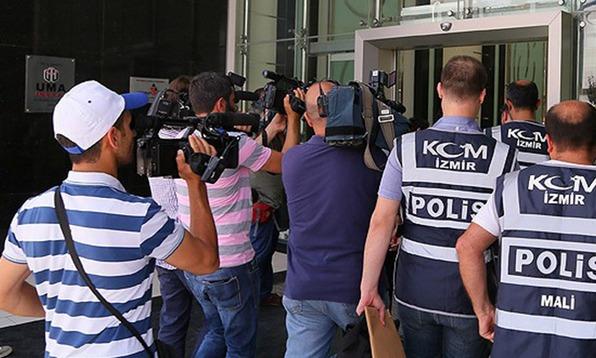 Üç merkez valisi gözaltında