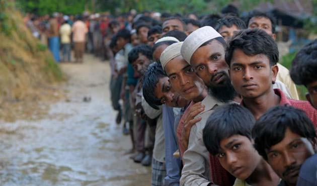 Arakanlı Müslümanların İİT'ten gündem talebi