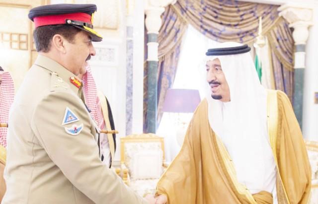 Pakistan Genelkurmay Başkanı Arabistan'a gitti