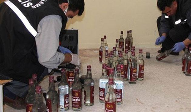 Sahte içkiden iki kişi daha öldü