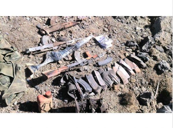 Dört ayrı şehirde 221 PKK'lı öldürüldü