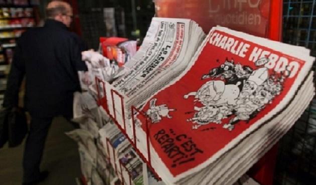 Charlie Hebdo İtalyanları da kızdırdı