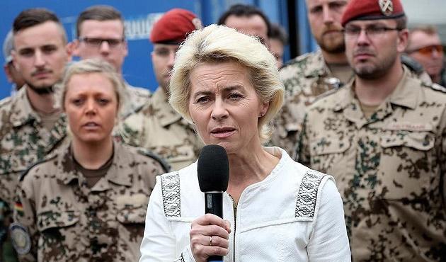 Almanya Savunma Bakanı, Mali'de