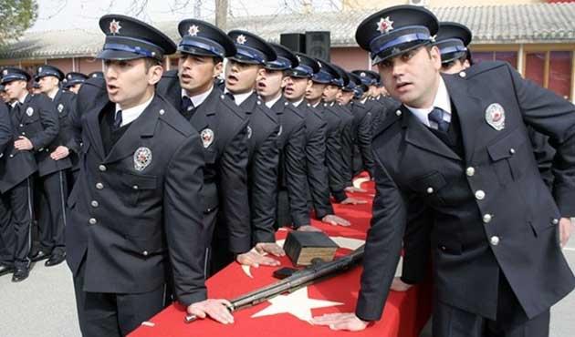 6 bin polis memuru adayı alınacak