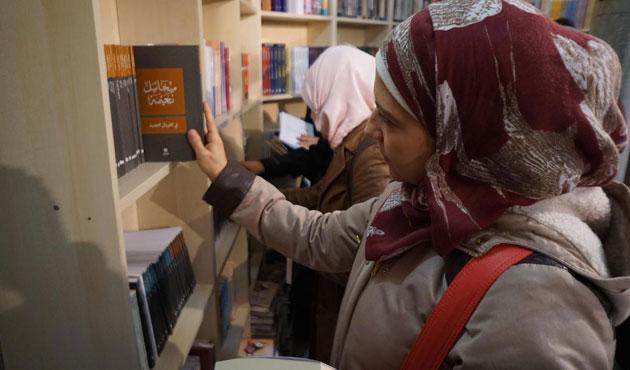 İstanbul'da Arapça Kitap Fuarı açıldı