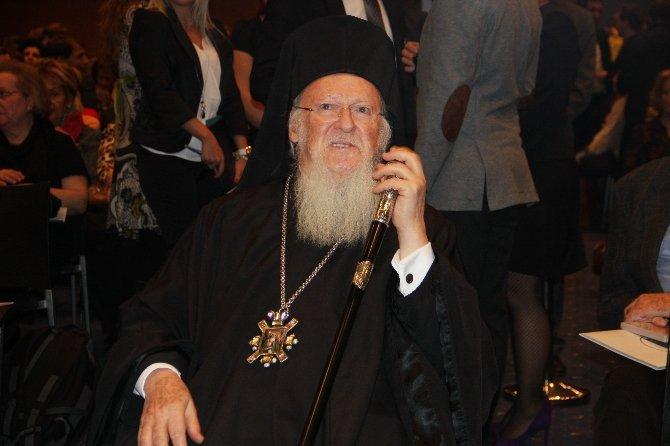 Bartholomeos, Bulgaristan'a gitti