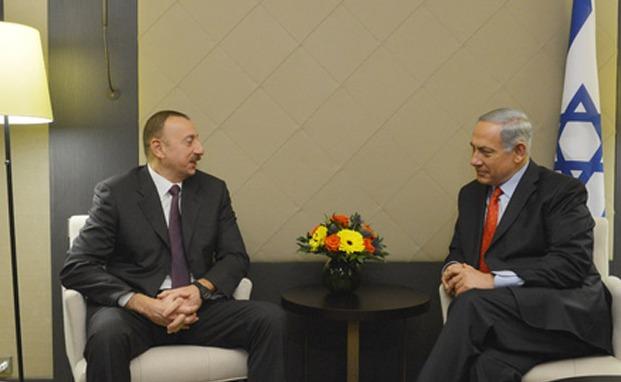 İsrail, Azerbaycan'la yakınlaşıyor