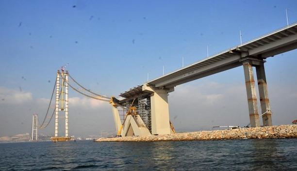 Körfez Köprüsü dört ay sonra açılıyor
