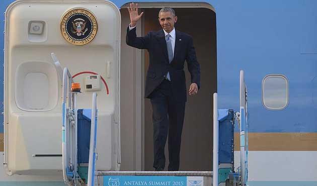 Obama ve Putin Türkiye'ye geldi