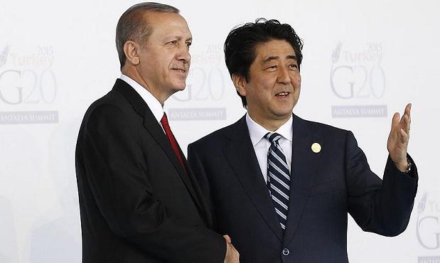 Japonya Başbakanı Abe'den G20 gündemine destek